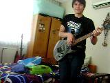 Tunç's Guitar Lesson.. Funny..