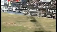 muhteşem gol yan hakem yüzünden iptal oldu