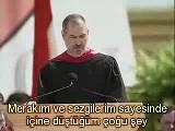 Steve Jobs - Çok Güzel Konuşma