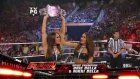 eve torres & kelly kelly vs the bella twins kharma appears again