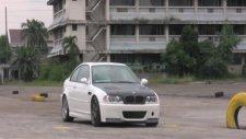 bmw e46 m3 drift