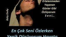 Suskunum Sana_şiir_ İlkay Onay