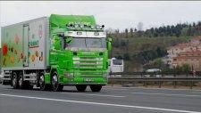 modifiyeli kamyonlarla damar resitali ''yeni''