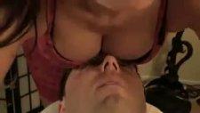 harika kızın sürprizle biten masajı