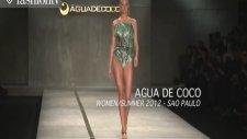 agua de coco bikini show 1 ft viviane orth - sao paulo fashion week summer 2012  fashiontv - ftv