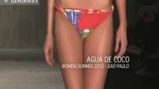 cintia dicker  agua de coco bikini show 2 - sao paulo fashion week summer 2012  fashiontv - ftv