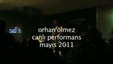 Orhan Ölmez Live Performans Senden Vazgeçtim Özledim Sabır Lazım Bensiz Aşka