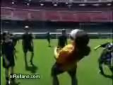 Ronaldinho Ve Öğrencisi