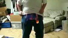 dikkat et yanarsın