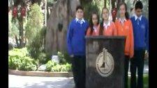 Karşıyaka Zübeyde Hanım İlköğretim Okulu Karşıyaka Zübeyde Hanım Anıt Mezarının Tanıtımı