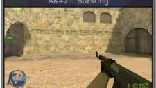 counter - strike ak47 sekmeme video
