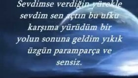 Murat Yıldız - Gücendi Yüreğim Aşka Gücendi.....
