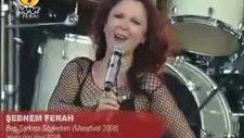 Şebnem Ferah Ben Şarkım Söylerken Masstival Konseri