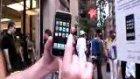 iphone sihirbazı şov yapıyor