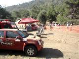 wrc 2008 antalya shakedown start
