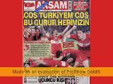 A Milli Takım Turkiye 3 - Çek Cumhuriyeti 2