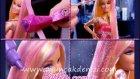 Mattel Barbie Havalı Saçlar