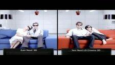 Lg Cinema 3d Tv Rahatlığı