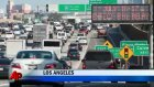 la avoids feared carmageddon traffic jam