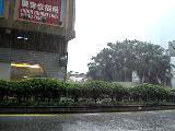 Macau'da Yagmur