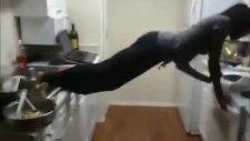 evde planking denemesi