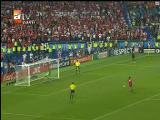 Türkiye - Hirvatistan Çeyrek Final Penaltilar