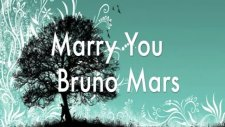 Marry You Bruno Mars Lyrics And Download