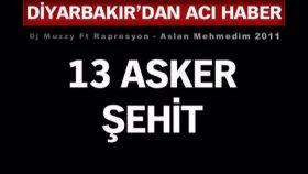 Dj Muzzy - Ft Rapresyon - Aslan Mehmedim