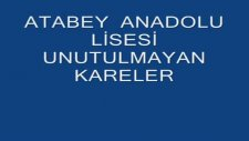 Atabey Anadolu Lisesi Hakan 04