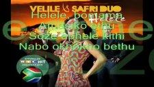 Velile Safri Duo Helele Lyric