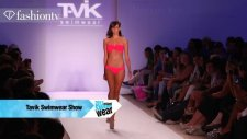 tavik swimwear show - miami swim fashion week 2012 - bikini models  fashiontv - ftvcom