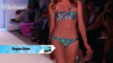 zingara swimwear show - miami swim fashion week 2012 - bikini models  fashiontv - ftvcom