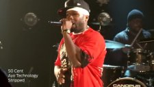 50 Cent- Ayo Technology Live İn İheartradio İn 2010
