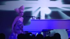 Lady Gaga Speechless Live At The Vevo Launch Event