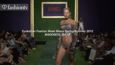 maddsexy swimwear show - miami funkshion fashion week spring 2012 - bikini models  fashiontv - ftv