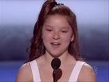 Sadece 11 Yaşında Ama Sesi Harika