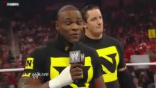 John Cena Joins The Nexus Wwe Raw 10/4/10