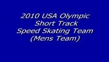 2010 Usa Olympic Short Track Speed Skating Team
