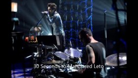 30 Seconds To Mars - Hurricane Live In New York