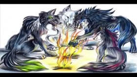 My Chemical Romance-House Of Wolves-Wolf Video
