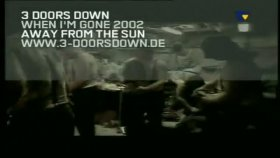 3 Doors Down - When ı'm Gone