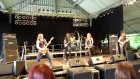 cryptic forest - call to war live maniacs of rock in ellwangen - 2011-05-21