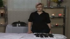 Hot Stone Massage Therapy  Prep For Giving Hot Stone Massage