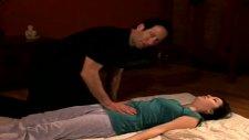 How To Do Hara  Leg Shiatsu Massages  How To Do Upper Hara Shiatsu Massage