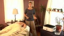 massage therapy  hot stone massage