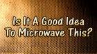 ıs ıt a good ıdea to microwave a flip camera?