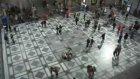 sound of music - antwerp central station belgium