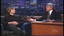 beck - ınterview - jay leno - the tonight show 2 of 2