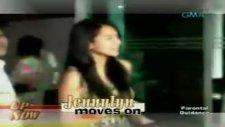 Jennylyn Mecado Moving On