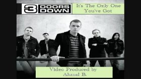 3 Doors Down - ıt's The Only One You've Got